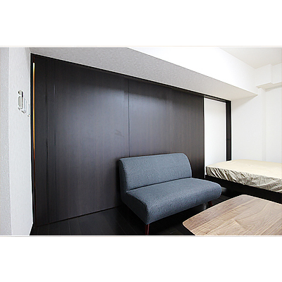 PREMIUMマンスリー新川C【禁煙★Wi-Fi設置・1DK・2名可・ダブルベッド】